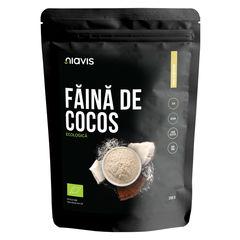 Făină de Cocos Organică/Bio 250g | Niavis