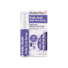 Acid Folic Oral Spray, 25ml | BetterYou