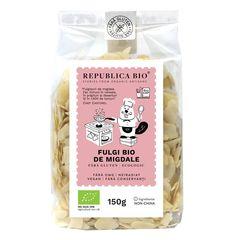 Fulgi Bio de Migdale Fără Gluten, 150g | Republica BIO