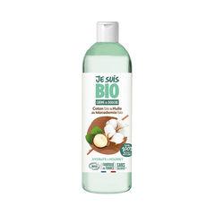Cremă de duș bio cu bumbac și ulei de macadamia, 250g | Je suis BIO