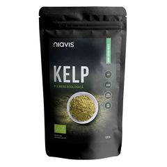 Kelp Pulbere Ecologică/Bio 125g | Niavis
