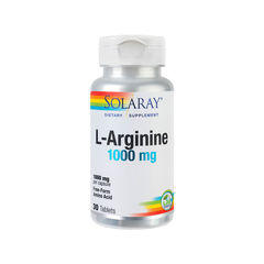 L-Arginine 1000mg RapidSolv, 30 tablete | Secom