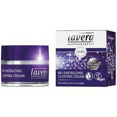 Cremă de Noapte 5în1 - Re-Energizing Sleeping Cream, 50ml | Lavera