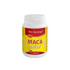 Maca Activ, 40cps | Bio-Synergie Activ
