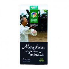 Tinctură Pentru  Echilibrarea Meridianului  Energetic  Vezică Urinară, 100ml | Steaua Divină