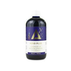 Mind Plus, sinergie de argint, platina si aur coloidal 20ppm | Pure Alchemy