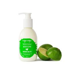 Morning Mojito: Lotiune hidratanta pentru corp bio, vegana cu uleiuri de lime si menta pentru toate tipurile de piele | Uoga Uoga