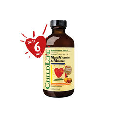 Multi Vitamine & Minerale, 237ml | Secom