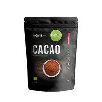Cacao Criollo Pulbere Raw Ecologică/Bio 250g Niavis