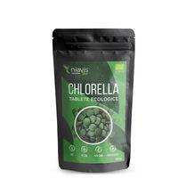Chlorella Tablete Ecologice/Bio 125g | Niavis