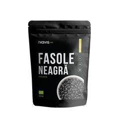 Fasole neagră Ecologică/Bio 500g | Niavis