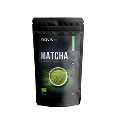 Matcha Pulbere Ecologică/Bio 60g | Niavis