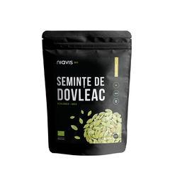 Seminţe de Dovleac Ecologice/Bio 250g | Niavis