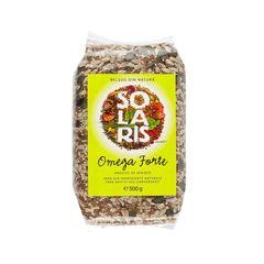 Omega Forte - Amestec de Semințe, 500g | Solaris