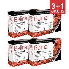 Pachet 3+1 Gratis Belinal Cholesterol, 45 comprimate | Abies Labs