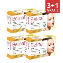 Pachet 3+1 Gratis Belinal Skin, 30 capsule   Abies Labs