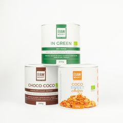 Pachet Eco Healthy Mood | Rawboost