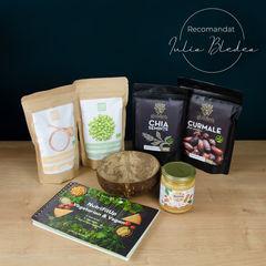 Pachet Veg BREAKFAST + carte NutriFitUp Vegetarian & Vegan