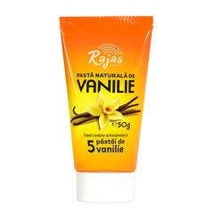 Pastă naturală de vanilie 50g | Rajas