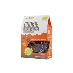 Cookie eco fructe-cacao cu semințe germinate 80g | Petras Bio