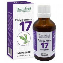 POLYGEMMA Nr.17 (Imunitate), 50ml | Plantextrakt