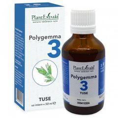 POLYGEMMA Nr.3 (Tuse), 50ml | Plantextrakt