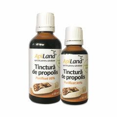 Tinctură de propolis purificat 95% | ApiLand