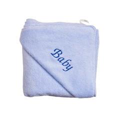 Prosop Frotir Bambus 100% Culoare Bleu | Păturica Fermecată