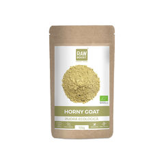 Horny Goat Weed pudra ecologica 125g | Rawboost