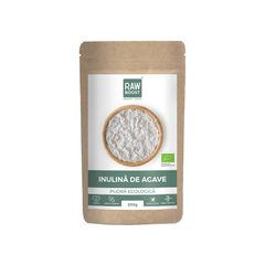 Inulină din Agave pudră ecologică, 200g | Rawboost