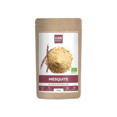 Mesquite pudră ecologică, 250g | Rawboost