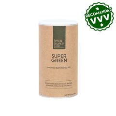 SUPER GREEN Organic Superfood Mix 150g | Your Super