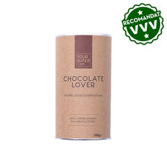 CHOCOLATE LOVER Organic Superfood Mix 200g | Your Super