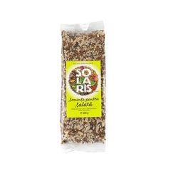 Semințe Pentru Salată (susan, floarea soarelui, in, chia, pin,dovleac), 100g | Solaris