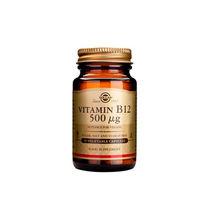 Vitamina B12 500mcg 50 capsule | Solgar