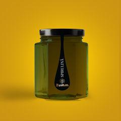 Miere cu spirulină, 250g | Spinoa