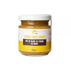 Unt de alune de pădure cu miere Sticky Bees-Knees, 100% natural | Sunday bites