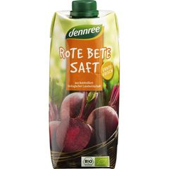 Suc de sfecla rosie VEGAN 500ml | Dennree