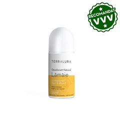 Deodorant Roll-on Natural Lămâie, 50ml | Terralura