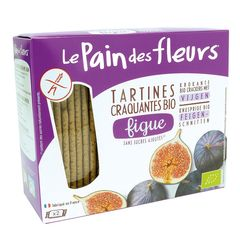 Turte Crocante cu Smochine Fără Gluten, 150g | Le Pain des Fleurs