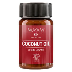 Ulei de Cocos Virgin Eco/Bio, 100ml | MAYAM