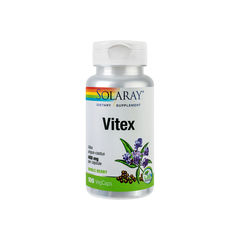 Vitex 400mg,100 capsule vegetale | Secom
