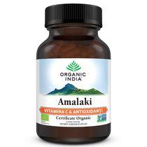 Amalaki Vitamina C & Antioxidanti Naturali 60cps | Organic India