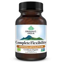 Complete Flexibility Sanatatea Articulatiilor 60 cps | Organic India