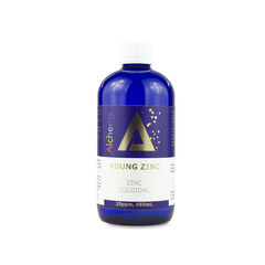 Zinc coloidal Young Zinc 25ppm | Pure Alchemy