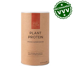 PLANT PROTEIN Organic Superfood Mix 400g | Your Super