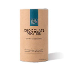 CHOCOLATE PROTEIN Organic Superfood Mix, 400g | Your Super
